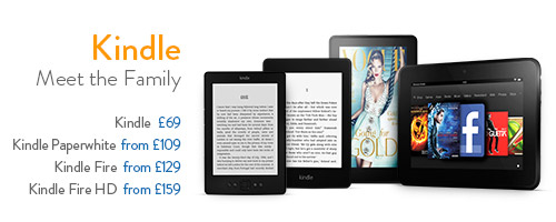 Kindle different offers