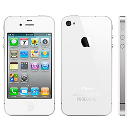 iphone 4 s white